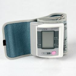 西铁城全自动腕式电子血压计超薄CH-656C型