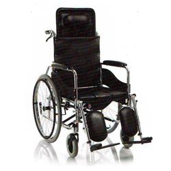 鱼跃手动轮椅车H008(座便版)