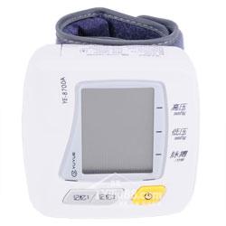 鱼跃腕式电子血压计YE8700A型