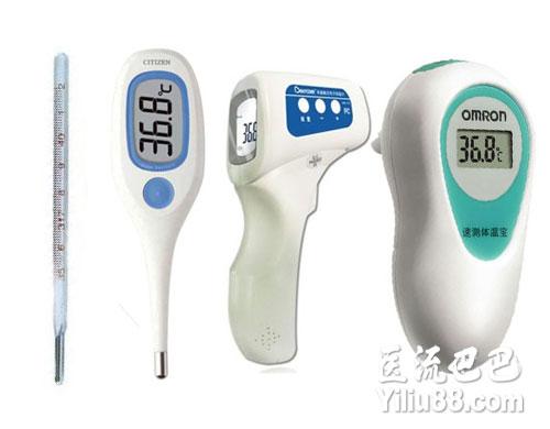 体温计的作用