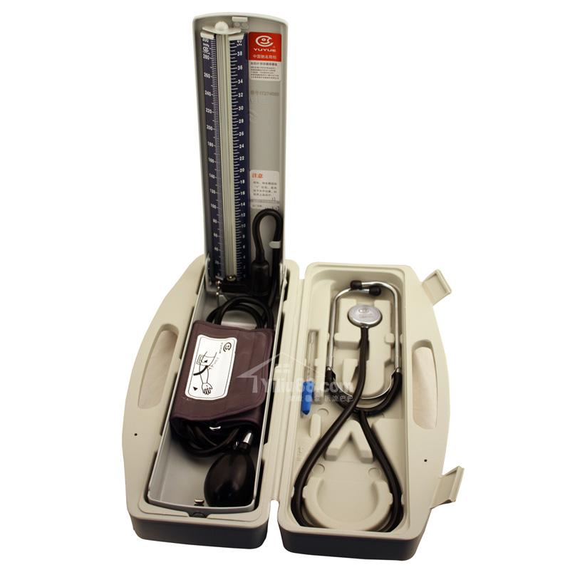鱼跃A型血压计听诊保健盒(家庭套装)