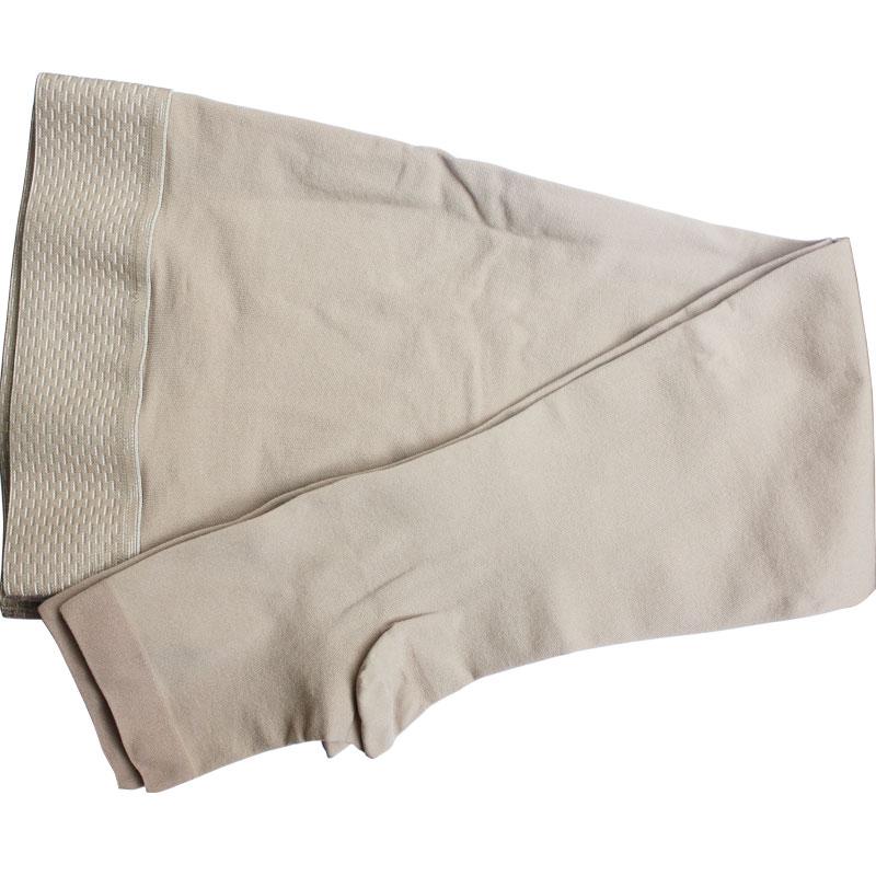 迈兹治疗型静脉曲张袜MAIZIJ0200(长筒L肤色露趾)