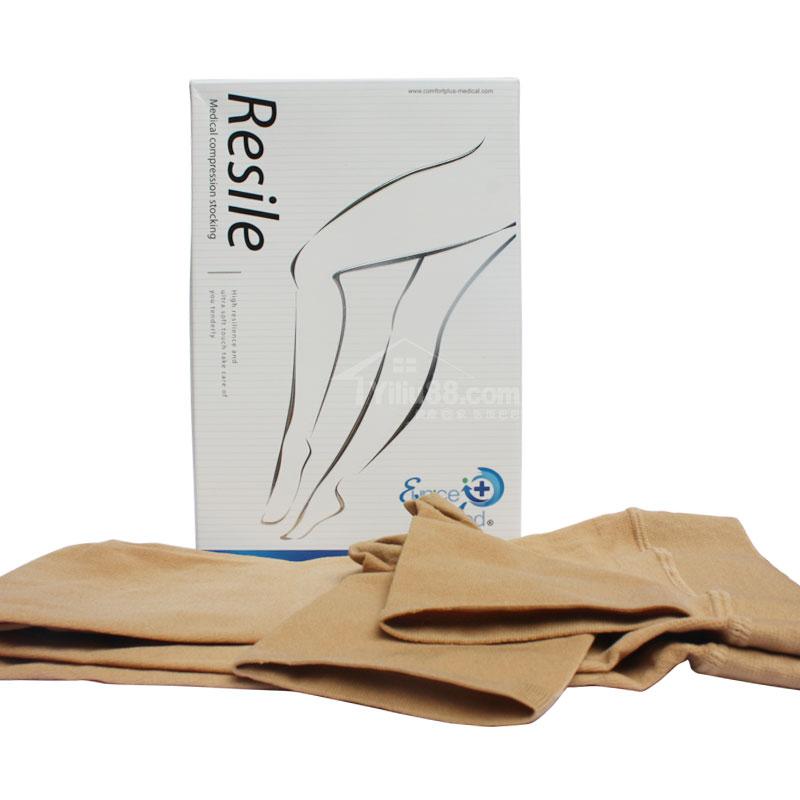 康普静脉曲张袜CPS-3304肤色大腿露趾5号(XL)