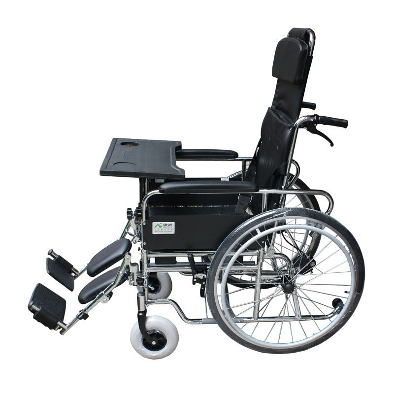 康尚手动轮椅车SMW20BX带餐桌板