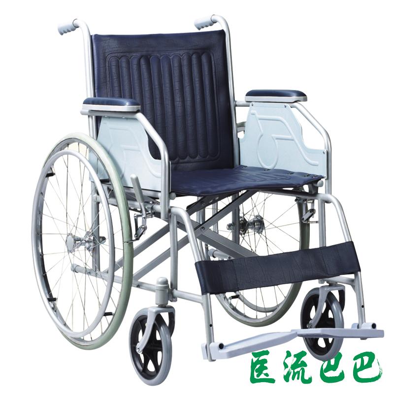 佛山钢制手动轮椅FS869X-46