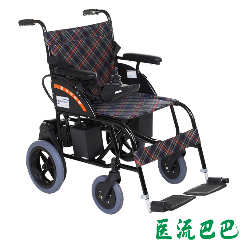 互邦电动轮椅HBLD4-B小轮