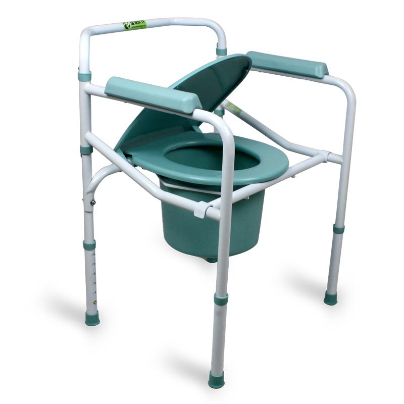 瑞诚 折叠式坐便椅RCM02