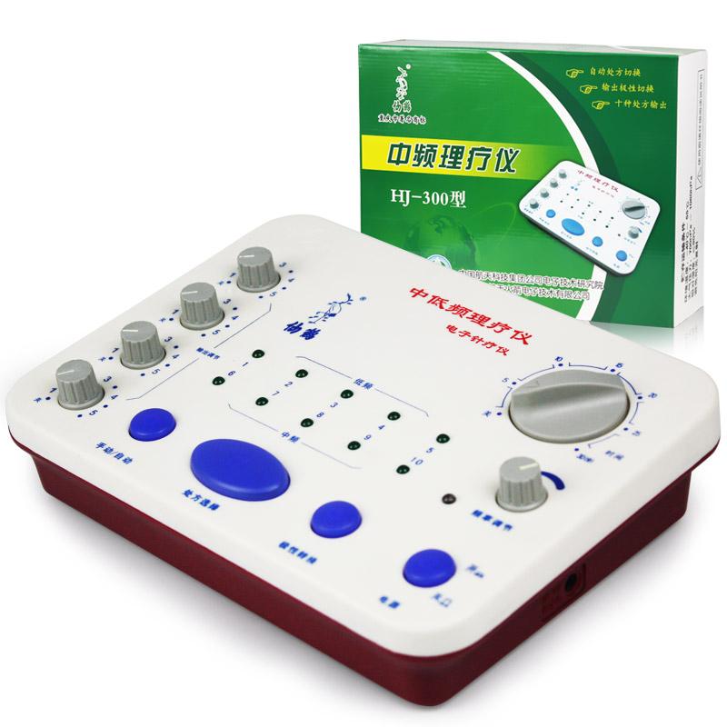 仙鹤电子针疗仪中低频四通道HJ-300