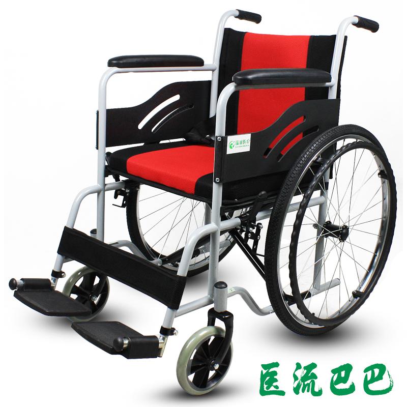瑞诚 钢管手动轮椅车RCG01