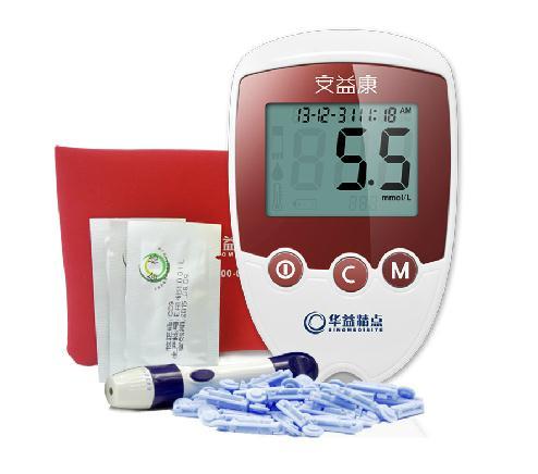 华益精点安益康EZ505家用血糖仪