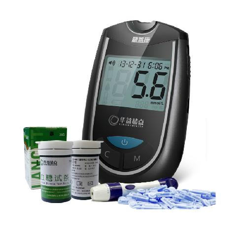 华益精点精益康EZ6系列血糖仪