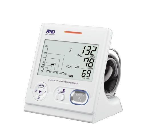 爱安德 全自动家用电子血压计UA-855型