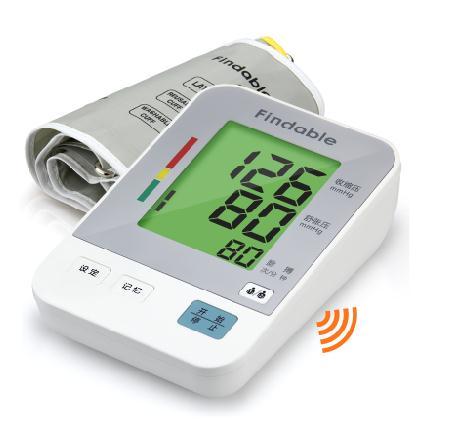 柏德博 上臂式家用U80IH型电子血压计