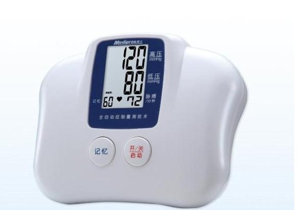 脉博士 家用臂式MI351F电子血压计