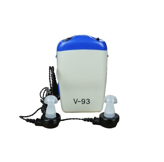 宝尔通 V-93盒式助听器