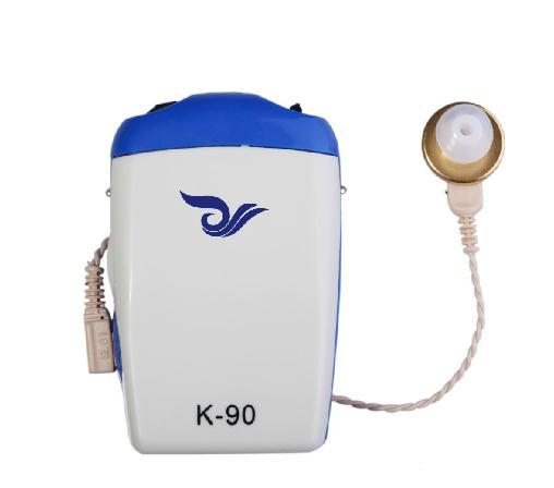 馨尔康 老人耳聋有线 K-90盒式助听器