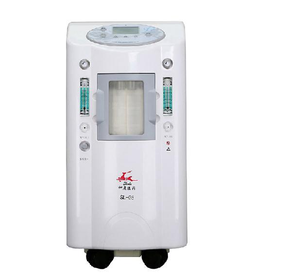 神鹿 制氧机3D-550家用医用雾化型