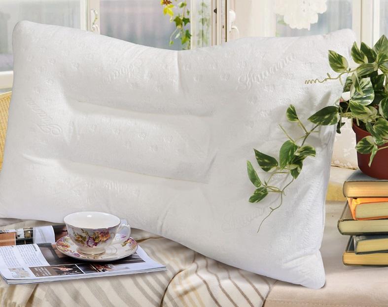 富安娜 保健枕护颈记忆枕头