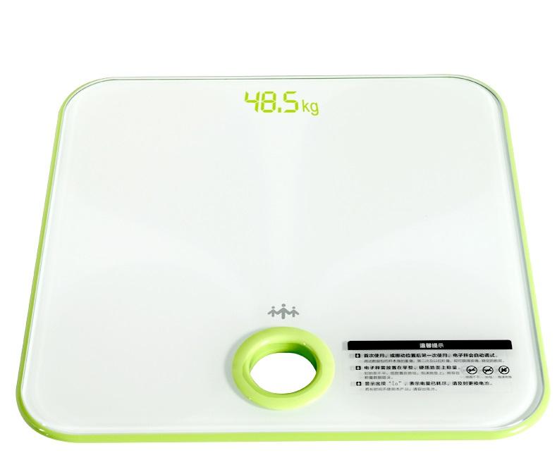 乐心 家用电子体重脂肪秤 LS208-B