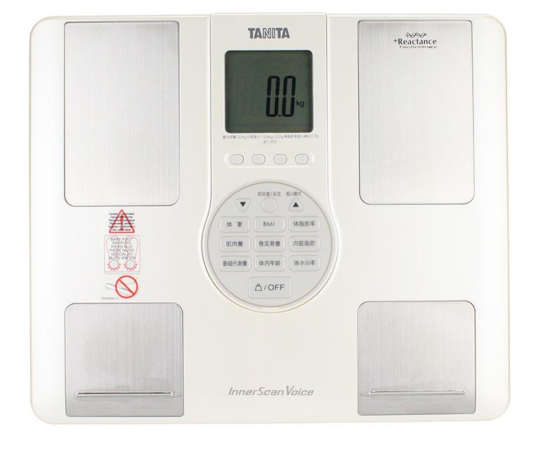 百利达 脂肪秤称 多功能人体脂肪测量仪BC-202
