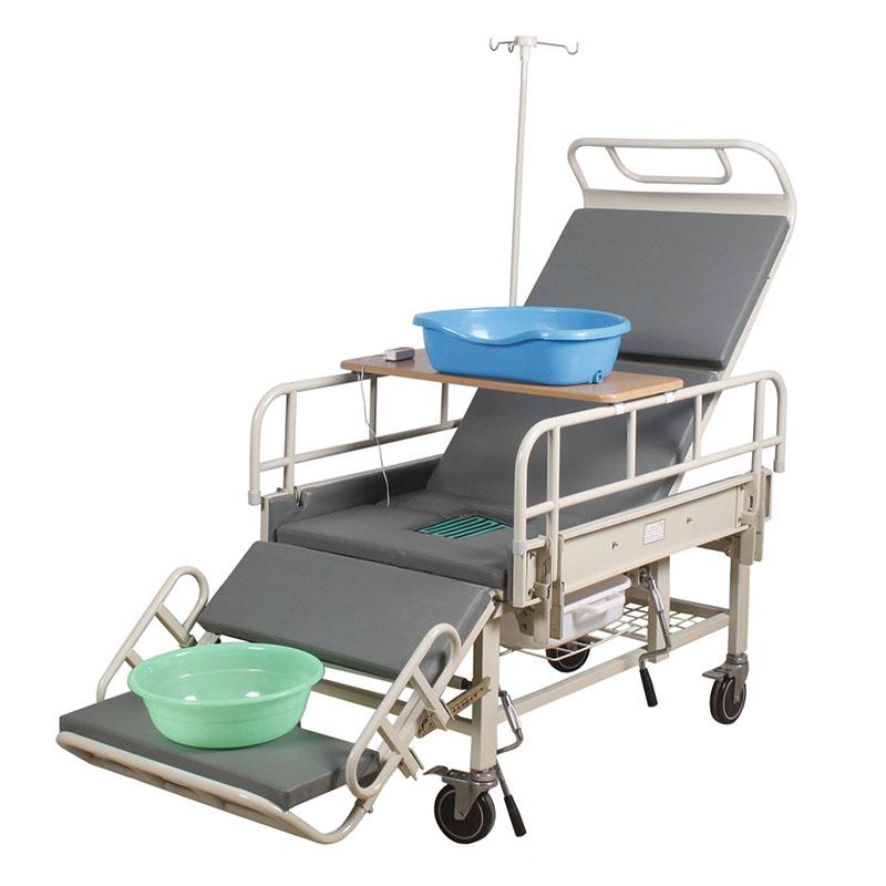 助邦 多功能护理床 家用医用双摇护理病床A05