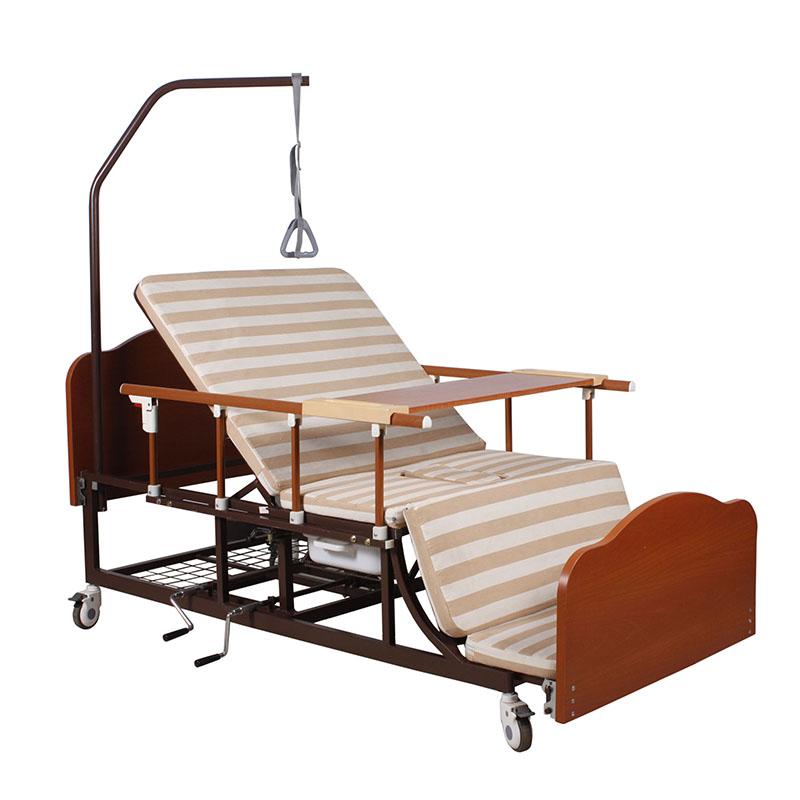 助邦 多功能护理床 全落腿家用护理床A03