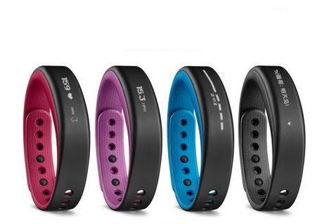 佳明vivosmart 2代 带心率测量智能手环