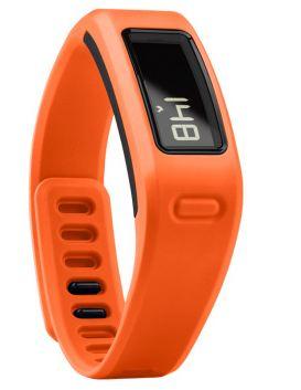佳明 带心率检测智能手环 橙色