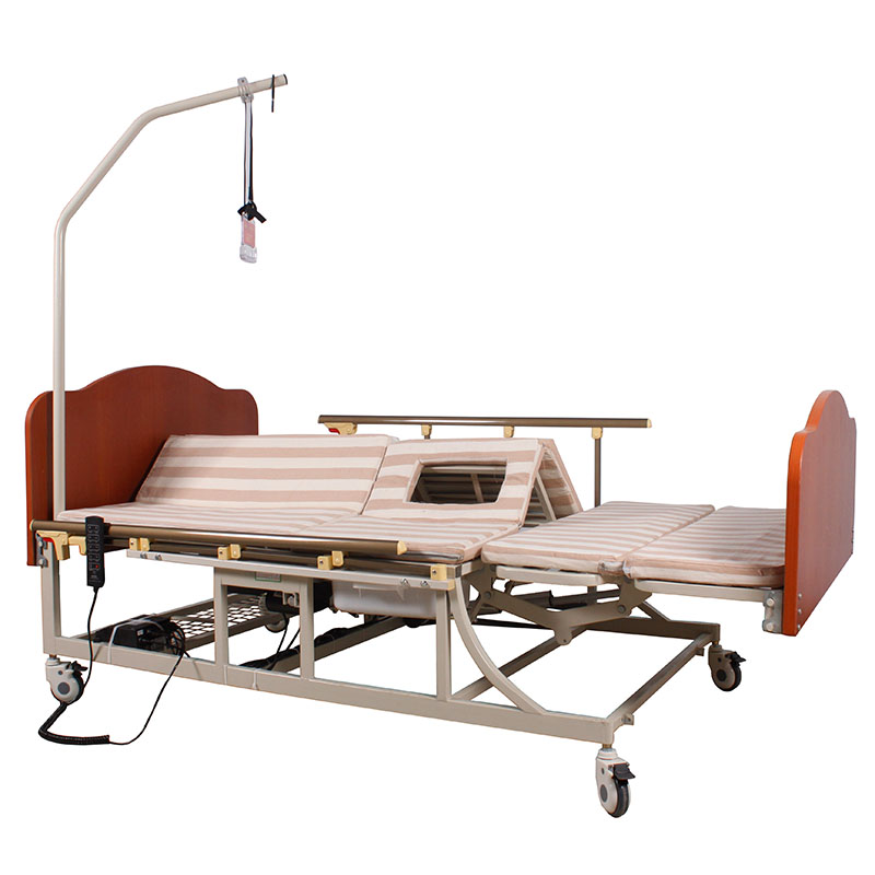 助邦 病床 多功能电动护理床 医用升降病床DH03