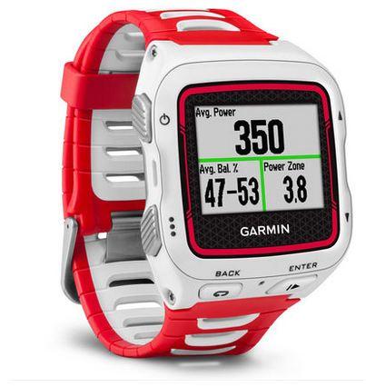 佳明 心率测量运动手表 橙白色
