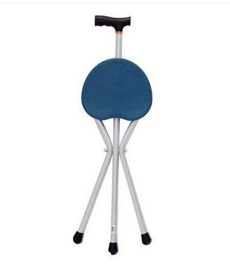 雅德 老年人拐杖凳 FSD7WAEU6NX 天蓝色