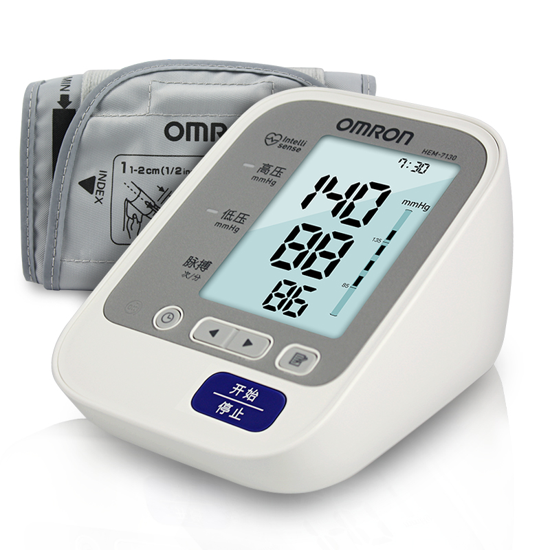 OMRON欧姆龙 HEM-7130全自动电子血压计