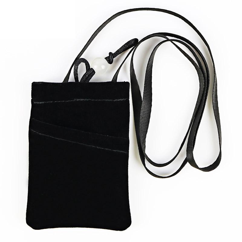 助听器专用挂绳袋