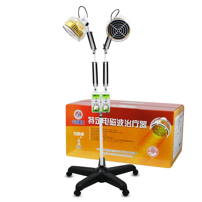 仙鹤电磁波治疗仪 TDP理疗仪器CQ-36立式双头