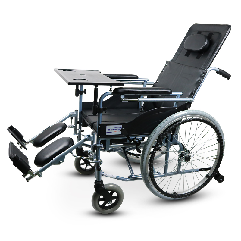 互邦铝合金手动轮椅车 HBL10-B