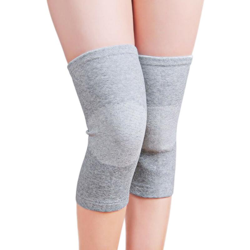 鼎力 羊绒保暖护膝 第二代 L码