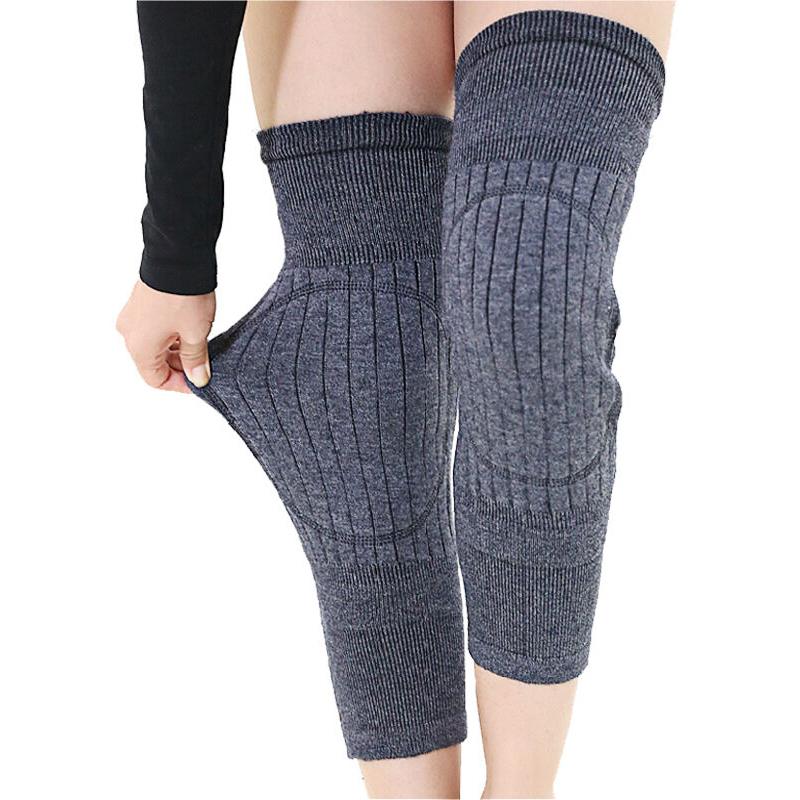 鼎力 羊绒保暖护膝 第二代 M码
