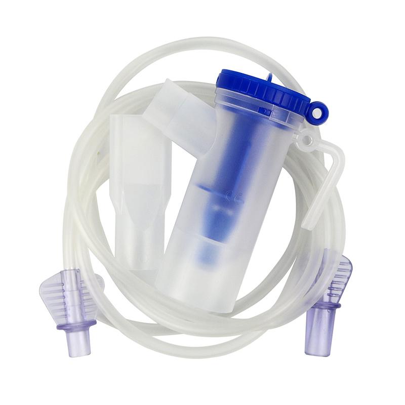丽洁 一次性气流雾化器套装 咬嘴式 中号成人型(100套/件)