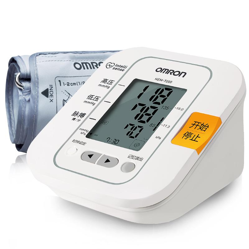欧姆龙电子血压计