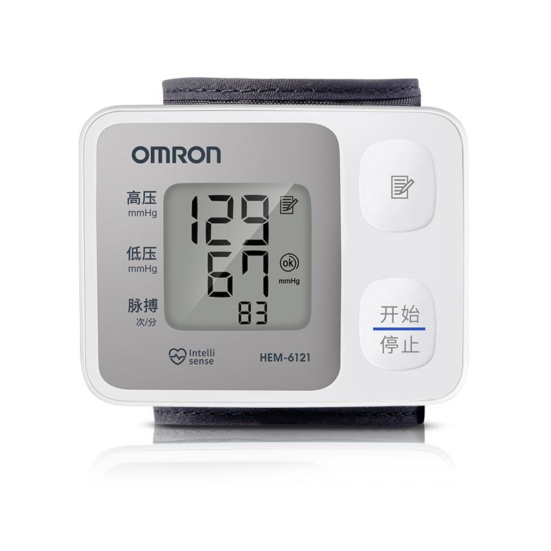 欧姆龙腕式电子血压计 HEM6121