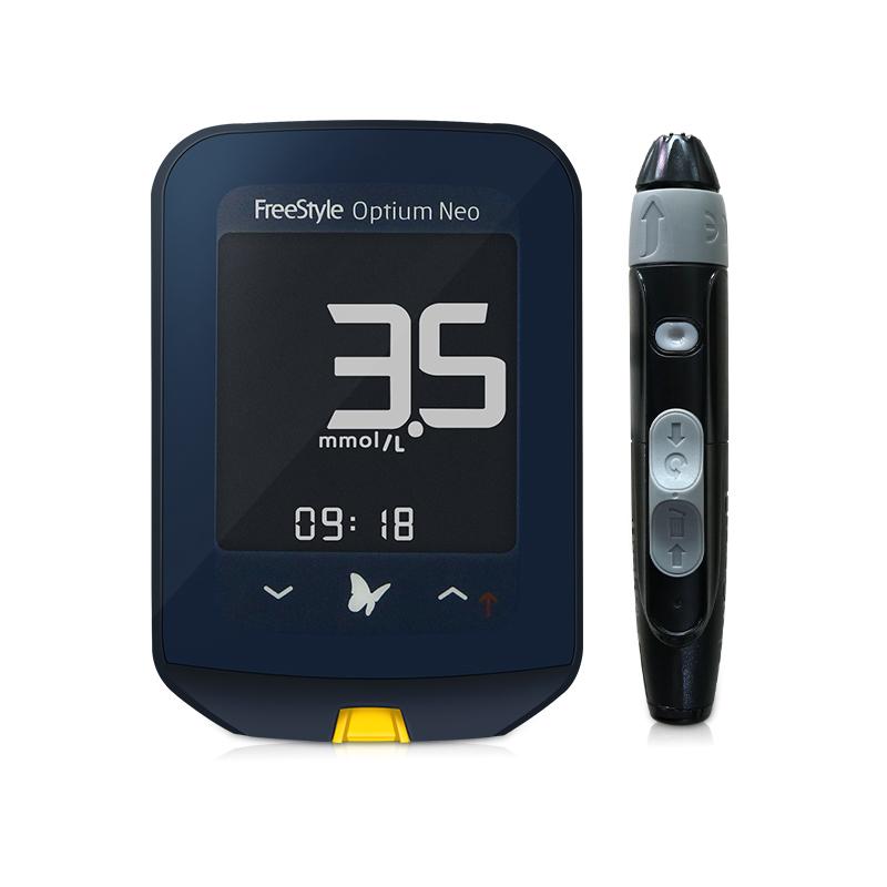 雅培血糖仪 辅理善越佳至新全自动血糖测试仪