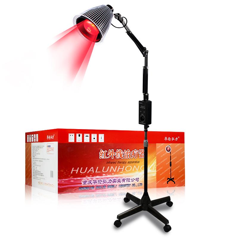 华伦立式红外线治疗器HLH-2(100瓦)(套餐)