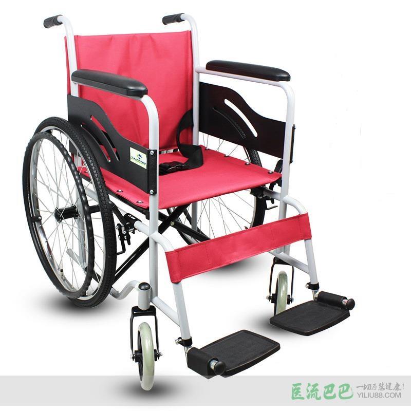 加加林 钢管 手动轮椅RCG01