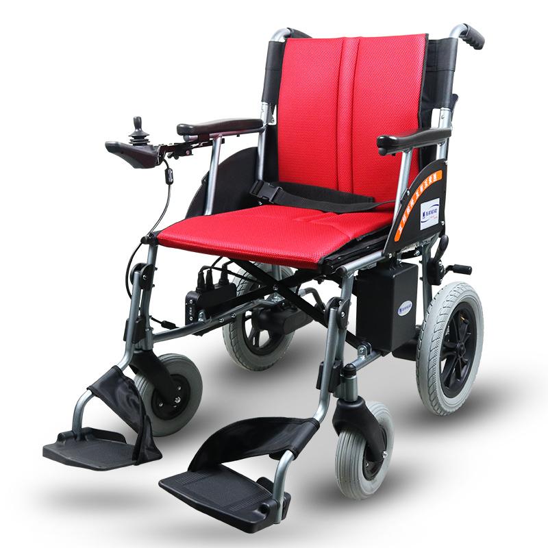 互邦电动轮椅 多功能代步车HBLD3-B