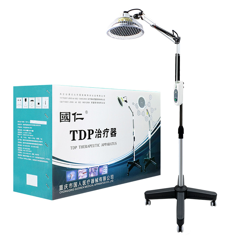 国仁TDP治疗器家用神灯TDP-L-I-9A型(立式大头)