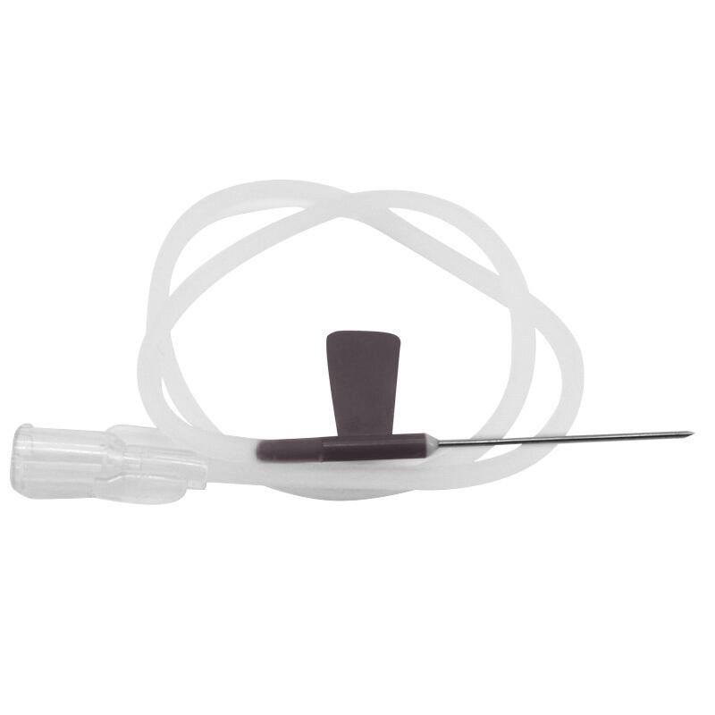 新津事丰一次性静脉输液针 头皮针 4.5#(一件装)