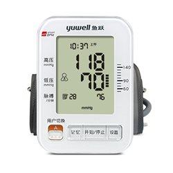 鱼跃 家用上臂式电子血压计YE680A