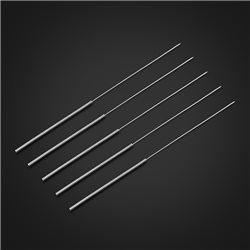 华佗悦臻平柄针 一次性无菌针灸针 0.40X75mm(3寸)