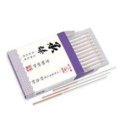 华佗牌针灸针 紫铜柄针 0.4*40mm(1寸半)