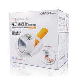 欧姆龙电子血压计HEM-1020